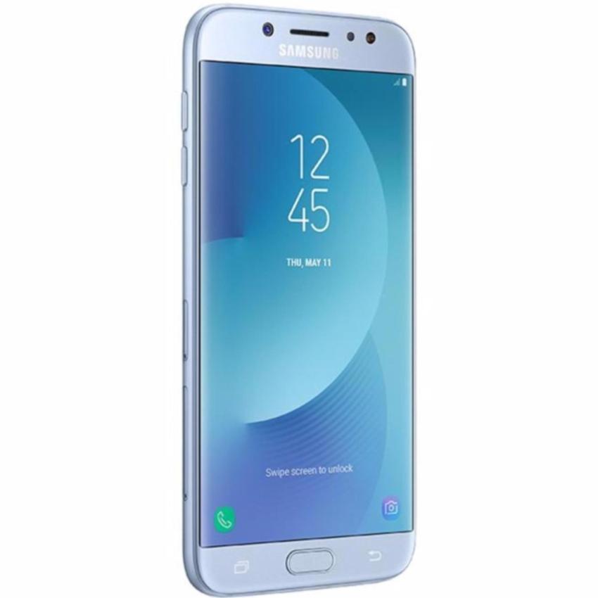 Samsung Galaxy J7 Pro Smartphone - Garansi Resmi SEIN - SIlver
