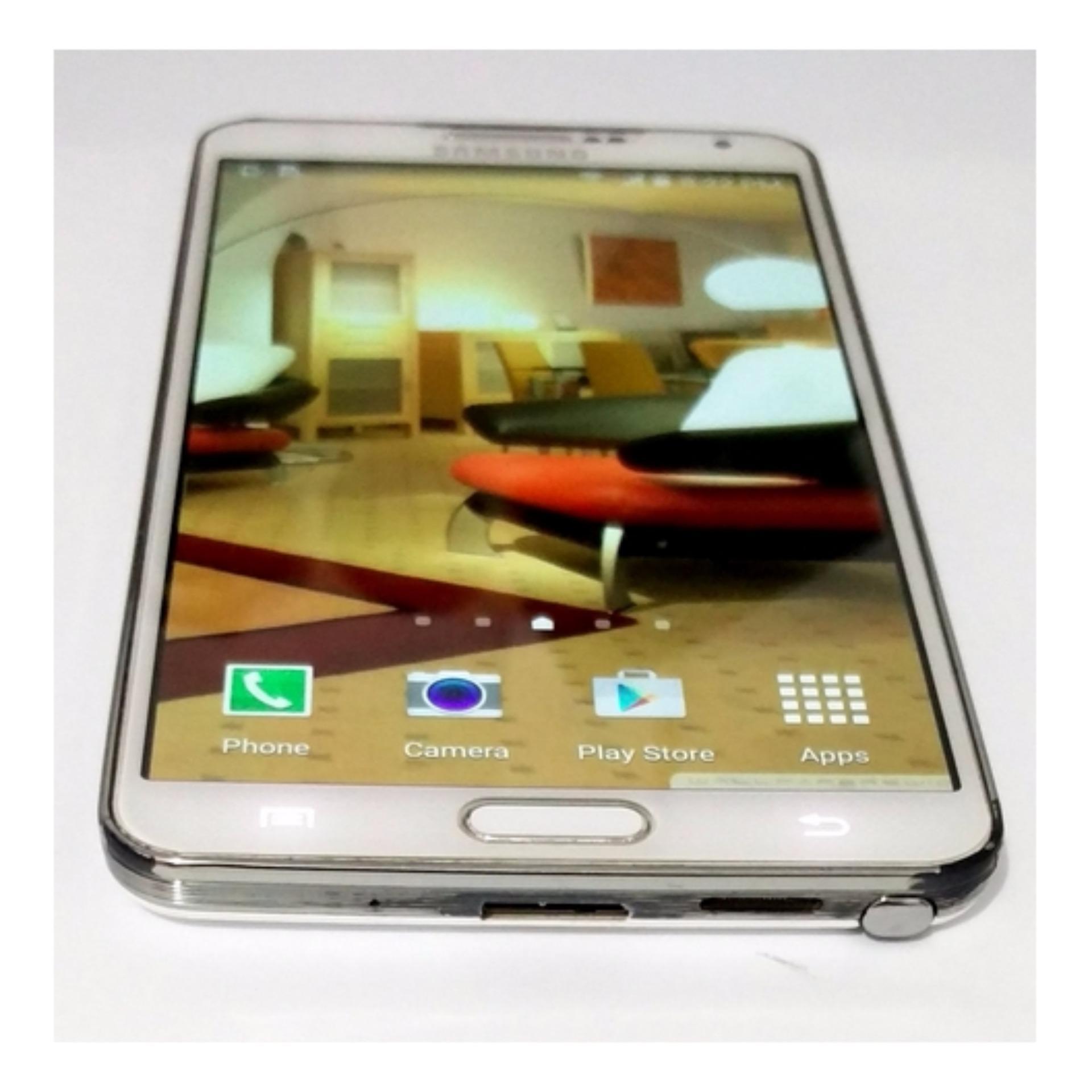 Kamera 13mp Depan 22mp Samsung Galaxy Note 3 Putih
