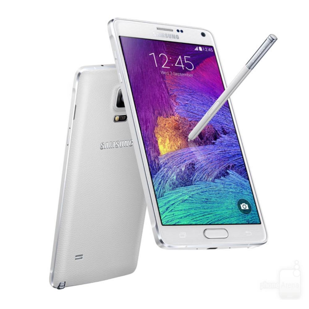 Samsung Galaxy Note 4 - 5,7\