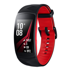Samsung Gear Fit2 Pro - Red (Short Strap)
