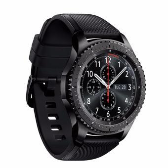 ... Tempered Glass Screen Protector - intl. Samsung Gear S3 Frontier Smartwatch Grey - intl