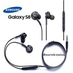 Rp 49.000. Samsung Handsfree AKG S8 Earphone/Headset/In ear Original - Black IDR49000