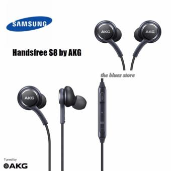 Samsung Handsfree Galaxy S8 by AKG EO-IG955 3.5mm Earphone/Headset Black - Original