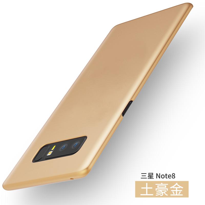 Samsung note8/note8/n950 ultra-tipis merek populer semua termasuk matte cangkang keras