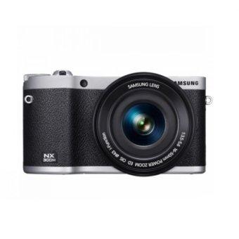 Samsung NX300M with 16-50mm Lens Black