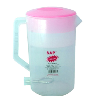 SAP Electric Mug Pengukus 9818 ST Pink