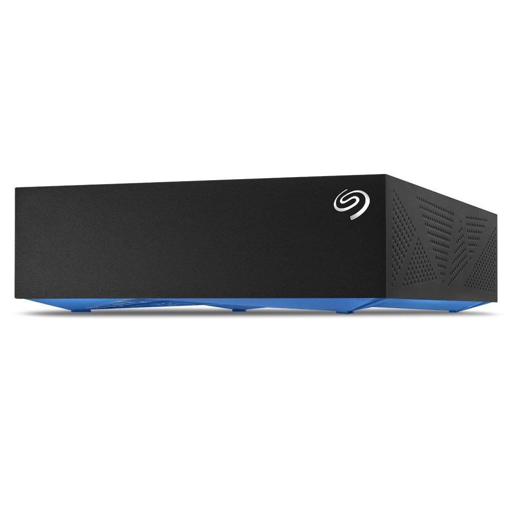 Seagate Backup Plus 4TB Desktop Storage USB 3.0 - Hitam + Gratis GoGreen .
