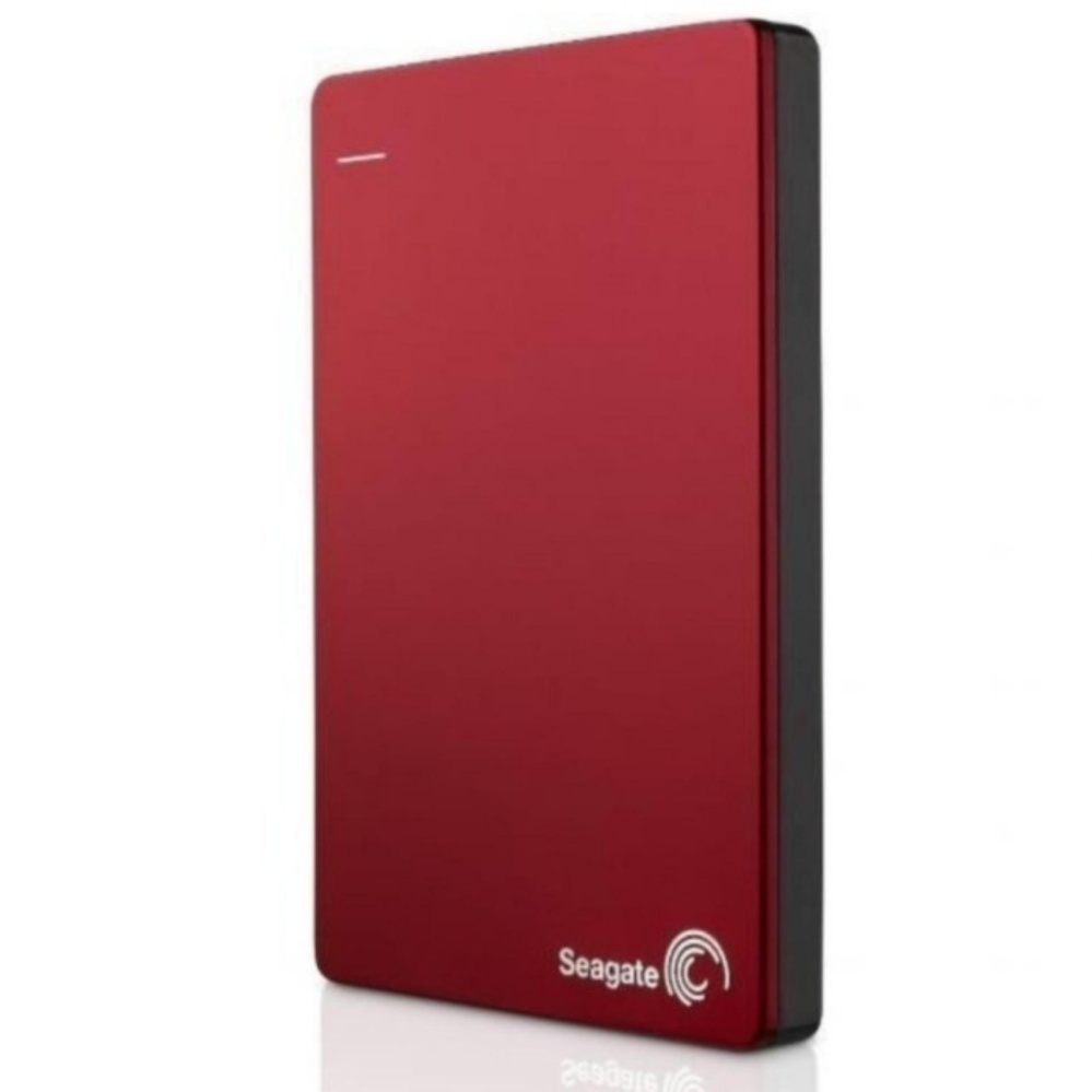 Seagate Slim Backup Plus 1tb Harddisk Eksternal Merah Daftar Portable Hdd Eksternal5tb 25inch Usb30 Hitam Free Pouch Pen