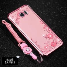 J3 Pro Source · Secret Garden Tpu Back Case Cover For Samsung Galaxy .