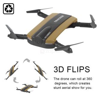 Selfie Drone JXD 523 Mini with camera HD Foldable Quadcopter