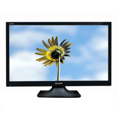 Sharp 24 inch 24SA4000i HD Ready LED USB TV Hitam