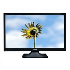 Sharp 24 inch 24SA4000i HD Ready LED USB TVHitam