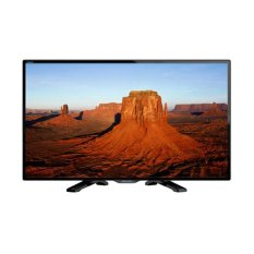 Sharp 24 inch LED HD TV - Hitam (Model LC-24LE175i)