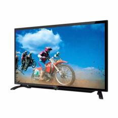 Sharp 40LE185I Super ECO Mode Full HD LED TV [40 Inch]+ BONUS BRACKET DINDING *KHUSUS JABODETABEK*