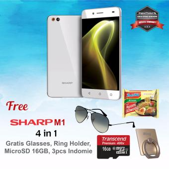 "SHARP M1 5.5"" 4G LTE 3/64 Octa-core Marshmallow + Free MMC"