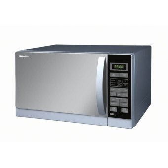 Sharp Microwave Oven R-728R(S)-IN- Silver