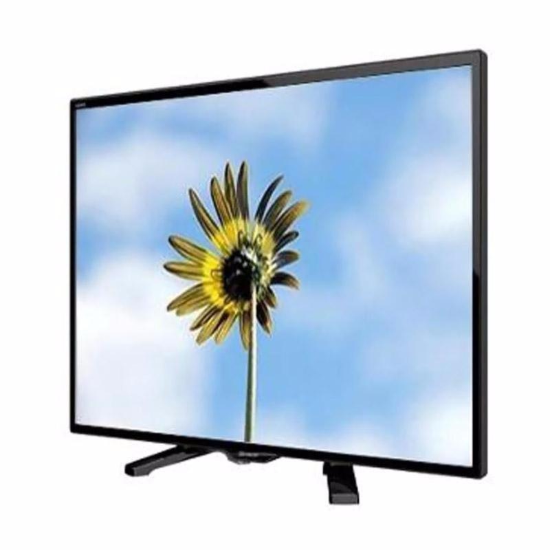 Sharp - TV LED 24 LC-24LE170I - Hitam
