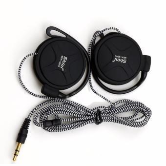 Harga Saya Shini Q940 on-ear Excelent Headphone Earhook - Hitam Harga Terendah