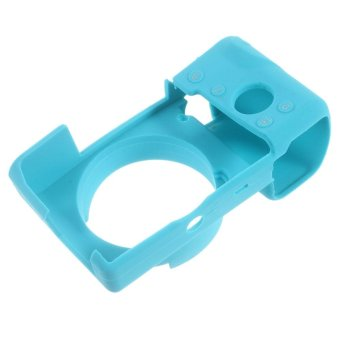 Silicone Protective Case for Sony Alpha A6000 Camera - Blue - intl