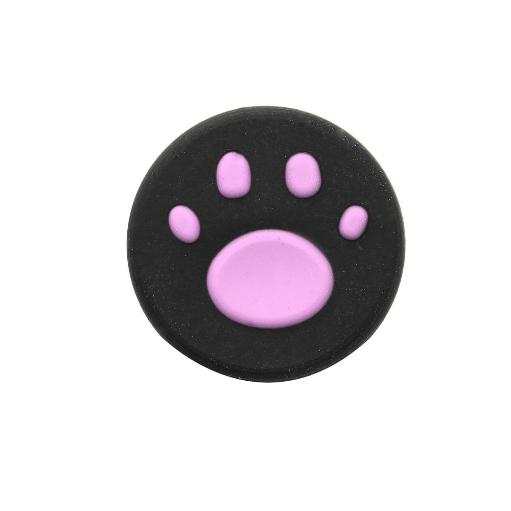 ... Silicone Thumb Grip Stick Cap For Nintendo Switch Joy-Con Controller Pink - intl ...