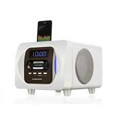 Simbadda Speaker Docking i5 - Putih