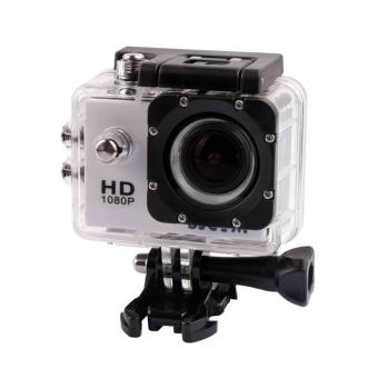 SJCAM Original SJ4000 30M Waterproof Sports DV 12MP 1080P Action Camera Waterproof Diving HD Camcorder(Silver) - intl