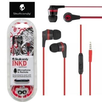 Skullcandy INKD Handsfree Headset Original - Black