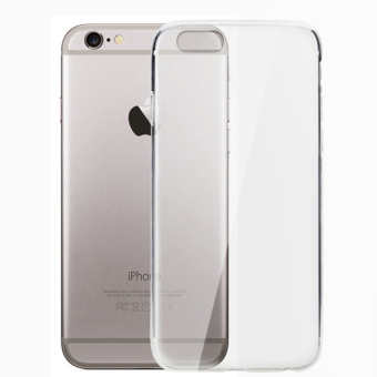 Smart TPU Ultra Thin Case for Iphone 6+ - Clear - 2