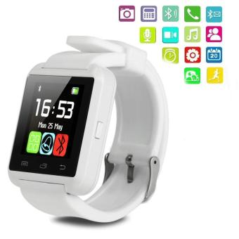 Smart Watch Phone Mate Bluetooth For iPhone IOS Android PhoneSamsung HTC - Intl - 4