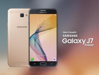 Harga Samsung Galaxy J7 Prime Smartphone