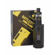 Smoant Original Battlestar TC Mod 200W Authentic Rokok Elektrik Vaporizer Smoant - Black