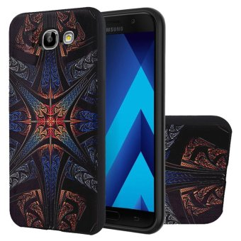 "Soft TPU Case For Samsung Galaxy A7 (2017) A720 5.7"" Totem 3D Embossed Painting Series Protective Cover - intl, 109.000, Update. Soft TPU Case ..."