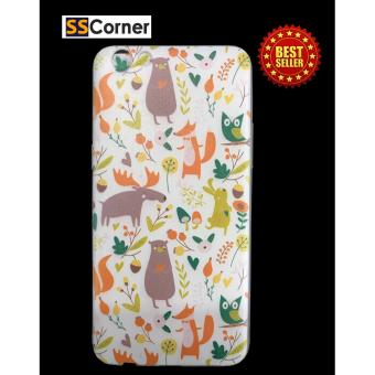 Softcase Gambar Doll Oppo F3 Plus - Animal