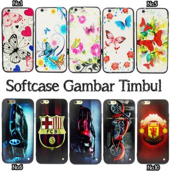 Softcase Gambar Timbul Type Oppo A39