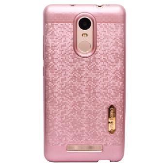 Redmi Note 3note 3 Pro Pink Lucky Fashion Case Water Glitter Chenel Samsung Galaxy J710 J7