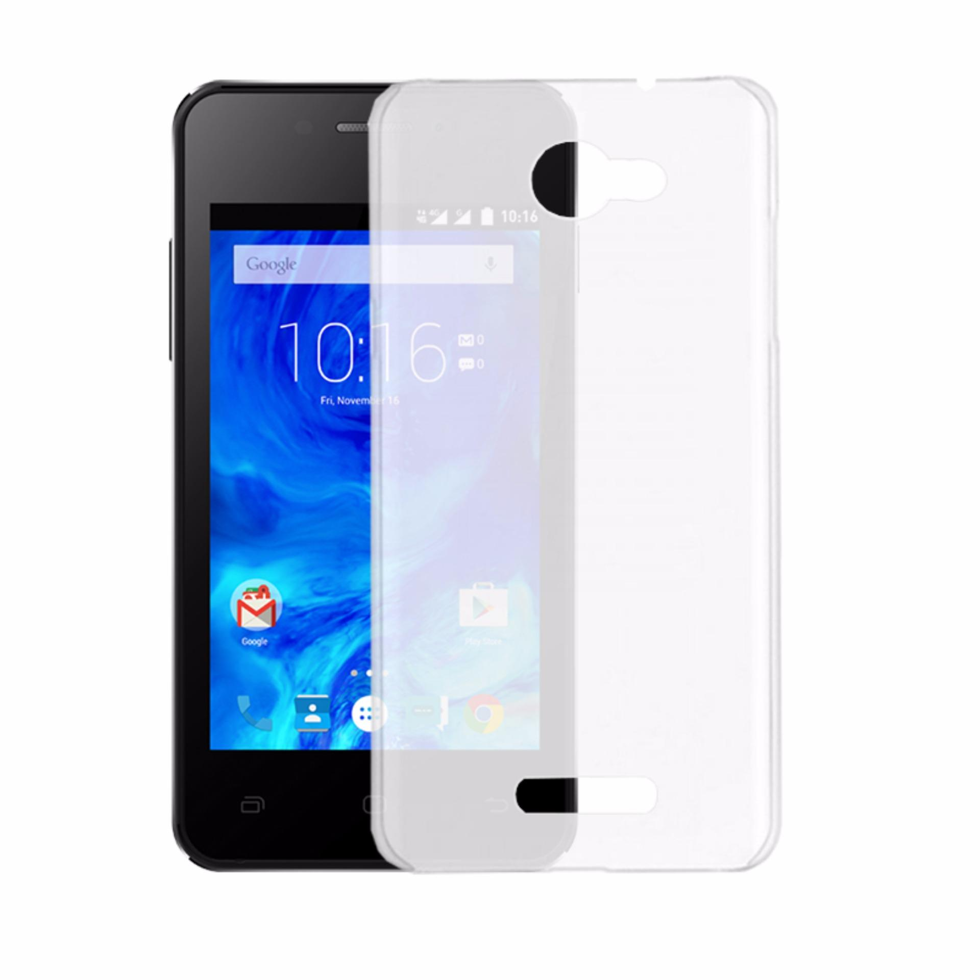 Black Clear Source Softcase Silicon Ultrathin for Smartfren Andromax EC White Clear Lazada .