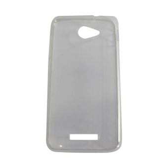 Softcase Ultrathin for Smartfren Andromax A - Putih Clear