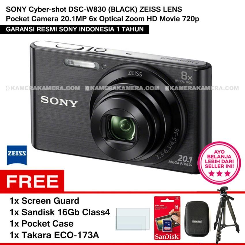 Sony Camera Cyber Shot DSC W830