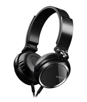 Sony Extra Bass Headphone XB250 - Hitam
