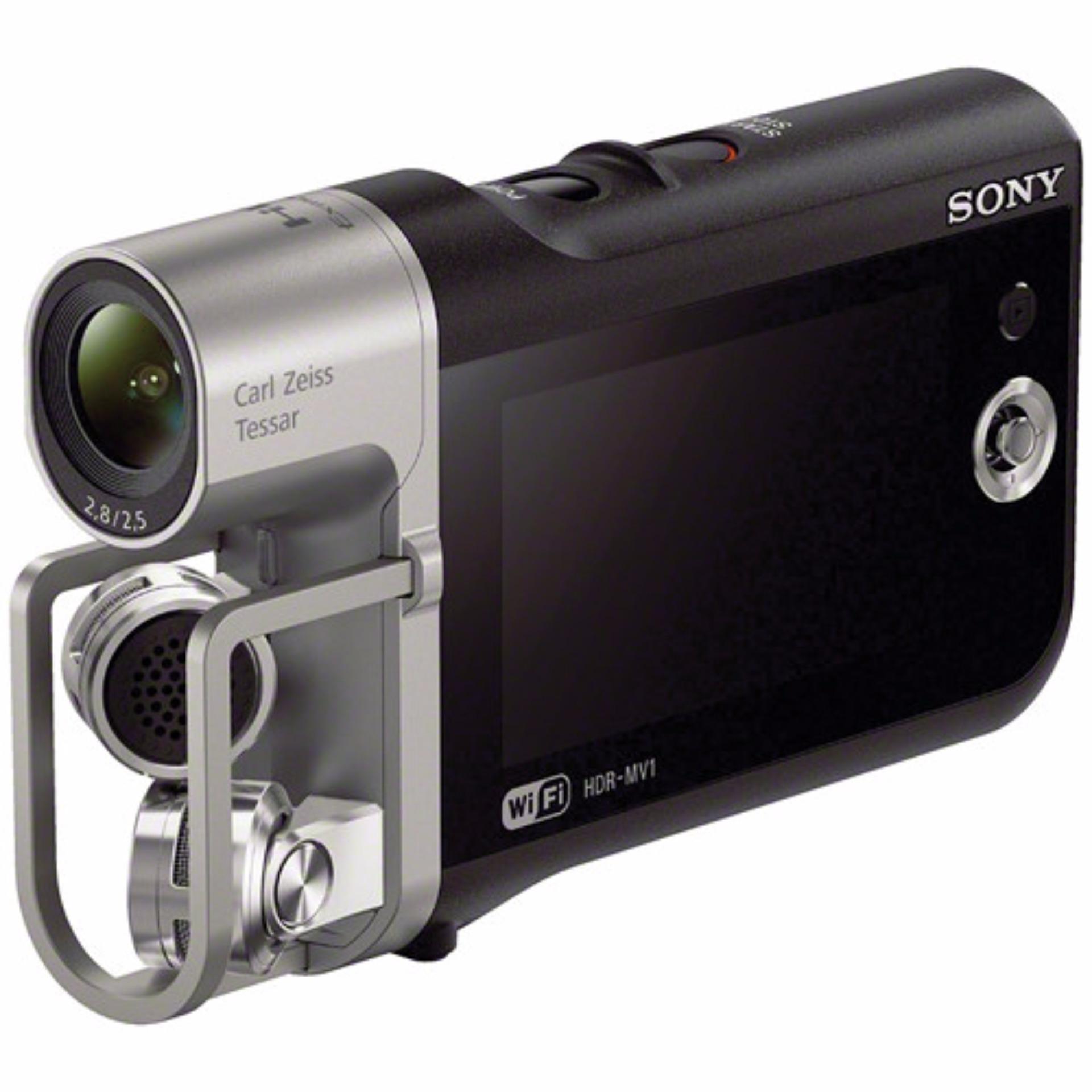 Pelacakan Harga Sony Hdr Mv1 Music Camcorder Hitam Penawaran Bagus Fdr Ax40 Garansi Resmi