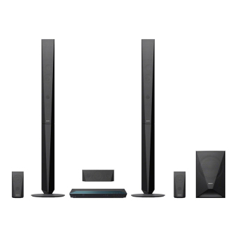 Sony Home Theater DAV-DZ650 - Hitam