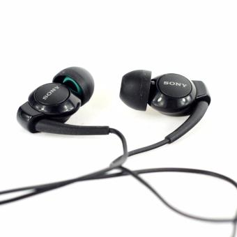 SONY MH-EX300AP Stereo Handsfree In-Ear - Hitam