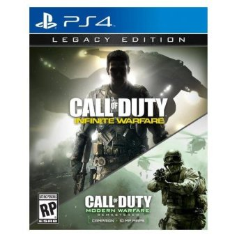 Harga SONY PS4 Game Call of Duty Infinite Warfare Legacy Edition