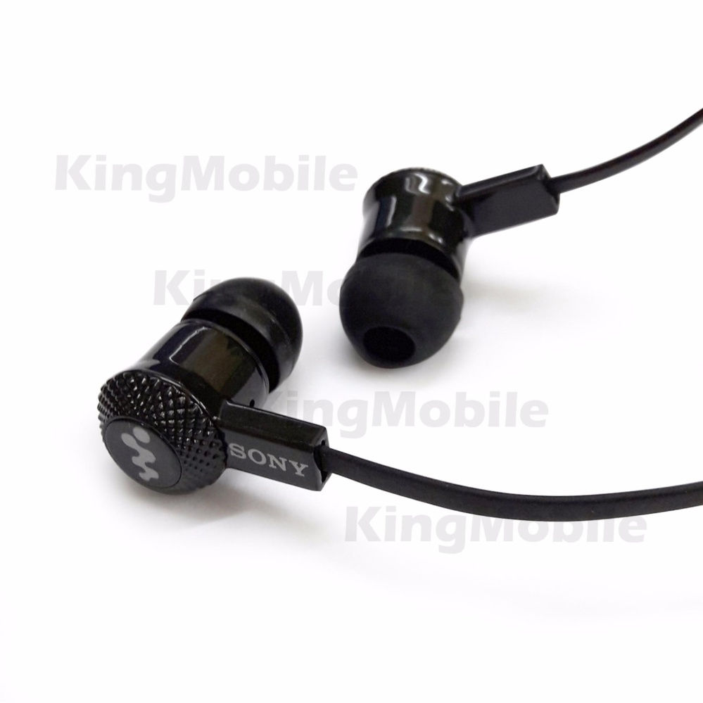 Periksa Peringkat Sony Walkman Edition Stereo Handsfree In Ear Bass With High Resolution Audio Nw A36 Black