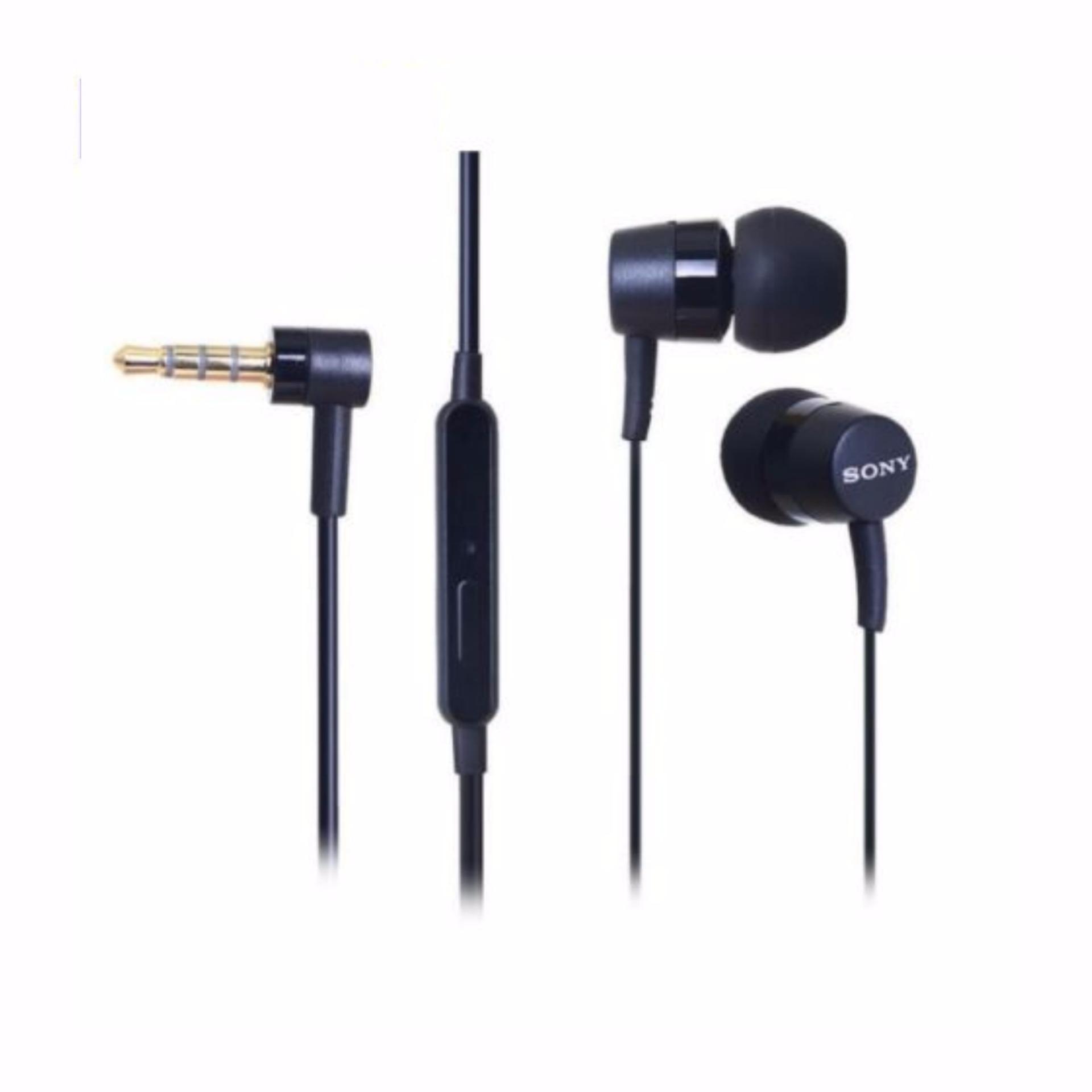 Eshop Checker Sony Xperia Headset Hansfree Mh750 Music Call Super Ear Bass