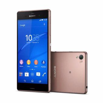 Sony Xperia Z3 Resmi - 16GB - Copper