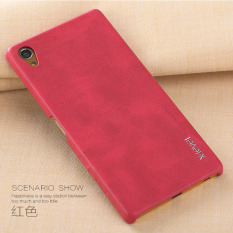 Sony z5premium/E6883 ultra-tipis sarung bingkai handphone shell