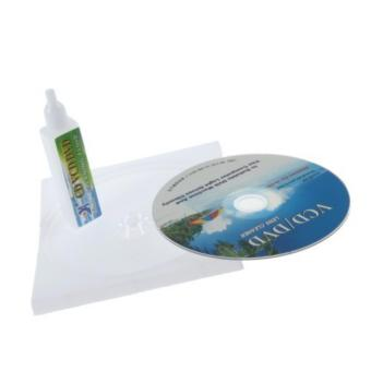 SP DVD / VCD cleaners, computer disc cleaners, VCD cleaning kit, cleaning fluid, cleaning dispatch - 2