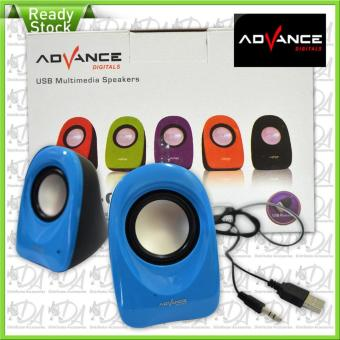 Speaker Advance Duo 01