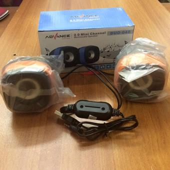 Speaker Aktif Advance Duo 040